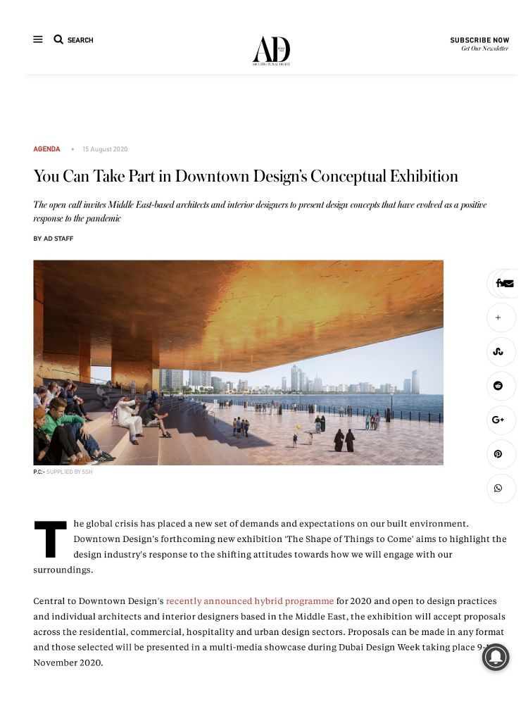 Architectural Digest Middle East