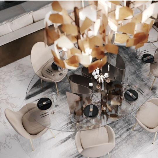 Elie Saab Launches His Debut Collection Of Home…
