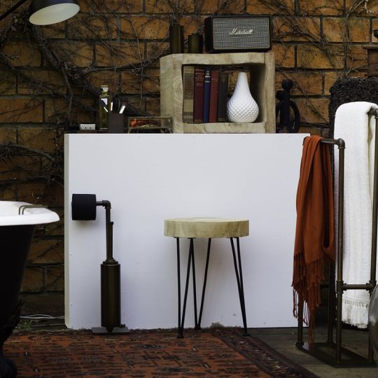 Unique accessories for the modern bathroom