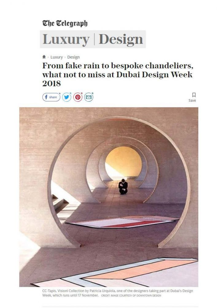 The Telegraph Luxury | Design