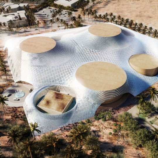 DTD Ones To Watch: X-Architects, Dubai