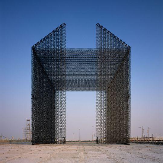 Expo 2020 Dubai unveils monumental portals…