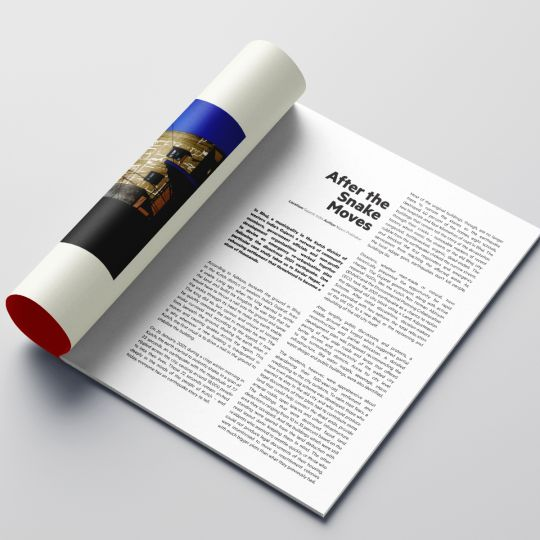 LWK+PARTNERS Unveil Their Journal Red Envelope