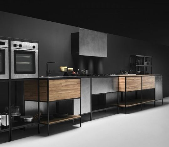 Intelligent kitchens for modern living
