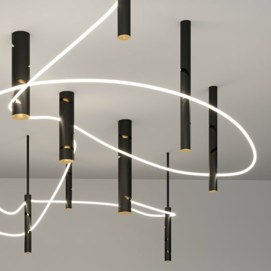 Artemide Launches A Modular Lighting Collection…