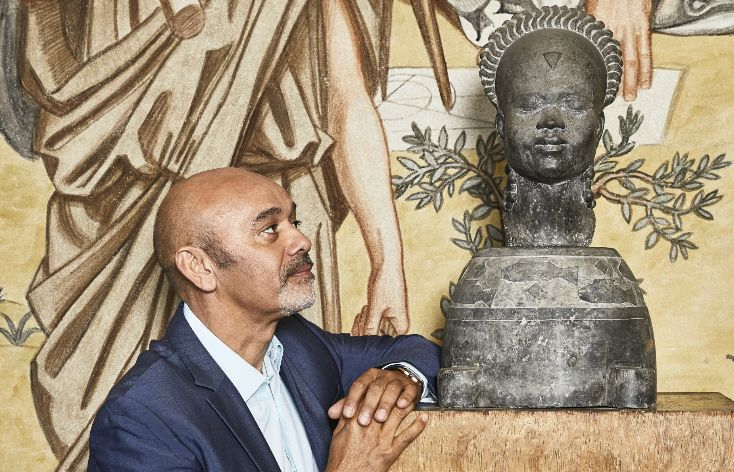 In Conversation with Christian Louboutin